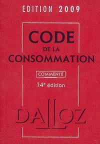 Code de la consommation 2009