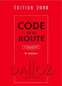 Code de la route 2008 commenté