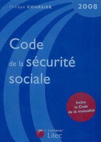 Code de la Sécurité sociale 2008