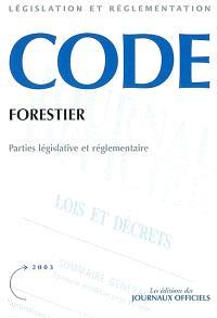 Code forestier : parties législative et réglementaire