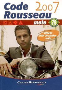 Code Rousseau moto : 2007