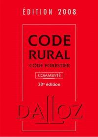 Code rural; Code forestier