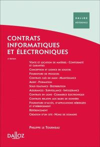 Contrats informatiques et électroniques