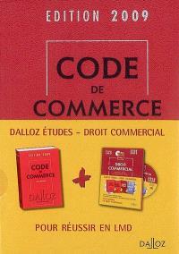 Dalloz études, droit commercial 2009