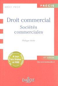 Droit commercial : sociétés commerciales