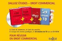 Droit commercial LMD 2009-2010