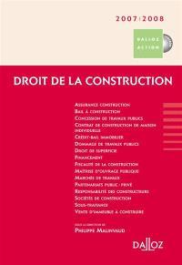 Droit de la construction 2007