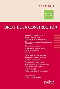 Droit de la construction 2010-2011