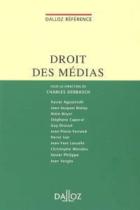 Droit des médias 2002
