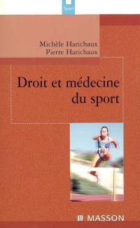 Droit et médecine du sport