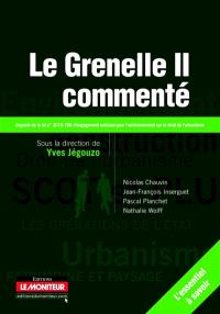 Le Grenelle II commenté