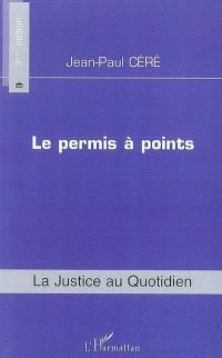 Le permis à points