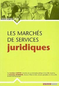 Les marchés de services juridiques