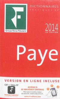 Paye : 2014