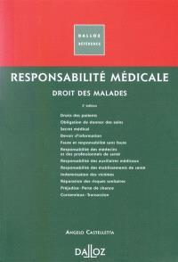 Responsabilité médicale 2004-2005 : droits des malades