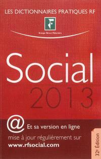 Social : 2013