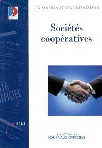 Sociétés coopératives