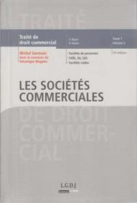 Traité de droit commercial. Volume 1-2, Les sociétés commerciales
