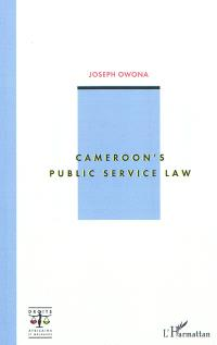 Cameroon's public service law