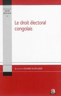 Le droit électoral congolais