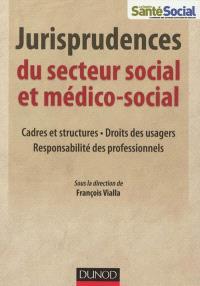 Jurisprudences du secteur social et médico-social : cadres et structures, droits des usagers, responsabilité des professionnels
