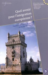 Quel avenir pour l'intégration européenne ? : regards croisés franco-allemands sur le traité de Lisbonne