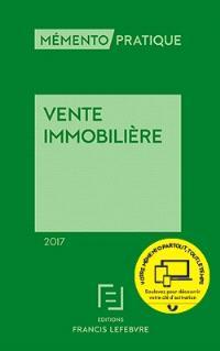 Vente immobilière 2017