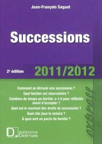 Successions : 2011-2012