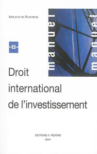 Droit international de l'investissement