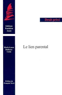 Le lien parental