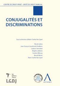 Conjugalités et discriminations