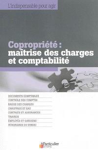 Copropriété : maîtrise des charges et comptabilité