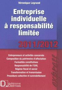 Entreprise individuelle à responsabilité limitée