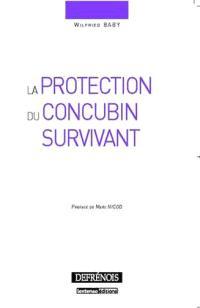 La protection du concubin survivant