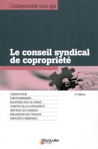 Le conseil syndical de copropriété