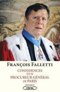 Confidences d'un procureur général de Paris