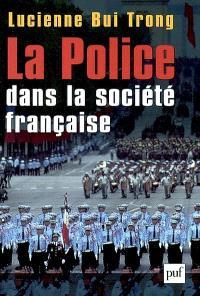 La police dans la société française
