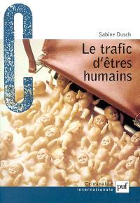 Trafic d'êtres humains