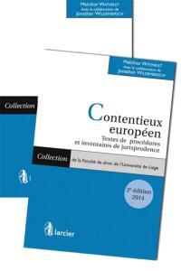 Contentieux européen