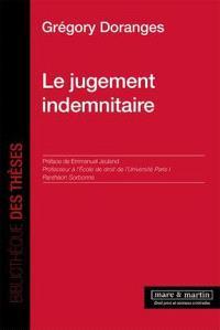 Le jugement indemnitaire