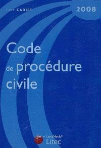 Code de procédure civile 2008