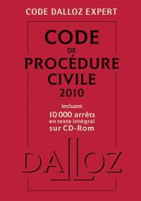 Code de procédure civile 2010