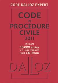 Code de procédure civile 2011