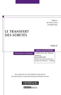 Le transfert des sûretés