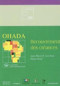 OHADA : recouvrement des créances