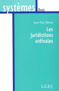 Les juridictions ordinales