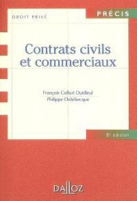 Contrats civils et commerciaux