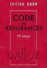 Code des assurances 2009