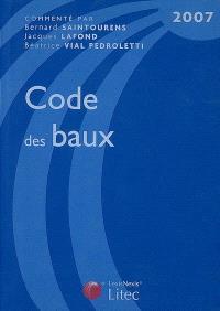 Code des baux 2007