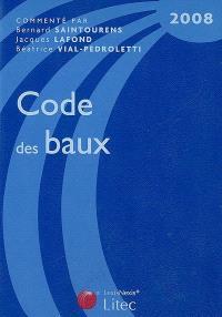 Code des baux 2008